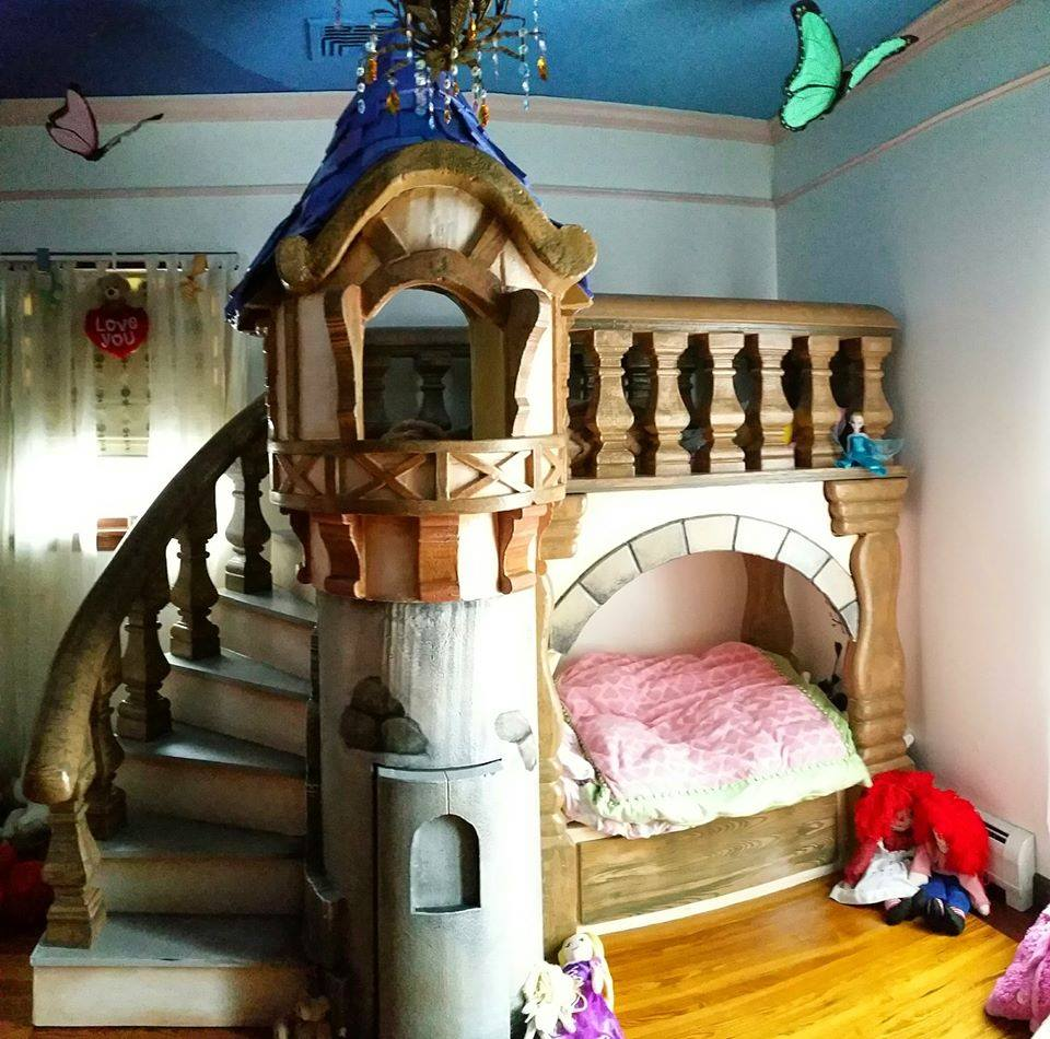 27 Beds That You Wish You Had When You Were a Kid