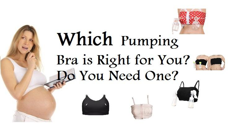 Should I Buy a Pumping Bra? Which One?
