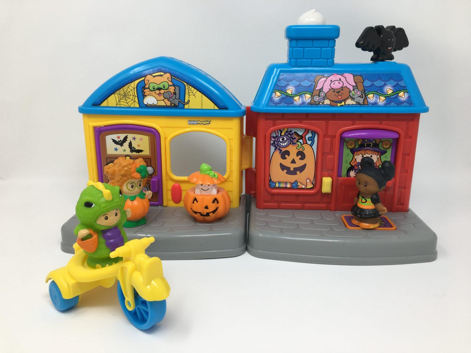 Super Cool Rare Toys - Little People Trick-or-Treat Surprise